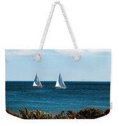 Sailing Watch Hill Ri Weekender Tote Bag