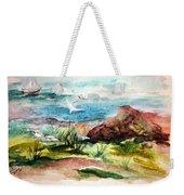 Sailing Towards Anywhere Weekender Tote Bag
