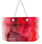 Sailor Take Warning Photo Art 01 Weekender Tote Bag