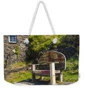 Sailors Bench Weekender Tote Bag
