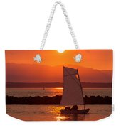Sailors Solitude 1 Weekender Tote Bag