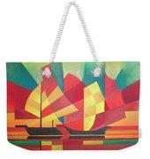 Sails And Ocean Skies Weekender Tote Bag