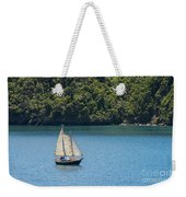 Sails In The Wind Weekender Tote Bag
