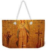 Saint Agnes Weekender Tote Bag