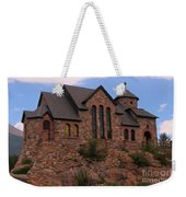 Saint Catherine Of Siena Chapel Weekender Tote Bag