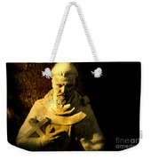 Saint Francis Weekender Tote Bag by Susanne Van Hulst