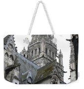 Saint Gatien's Cathedral Steeple Weekender Tote Bag