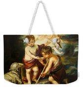 Saint John Baptist Weekender Tote Bag