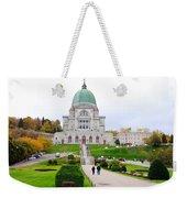 Saint Joseph Du Mont Royal Weekender Tote Bag