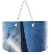 Saint Louis Arch Photo Art 01 Weekender Tote Bag