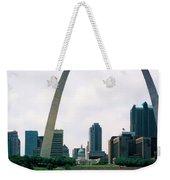 Saint Louis Arch Weekender Tote Bag