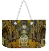Saint Malachy The Actors Chapel  Weekender Tote Bag