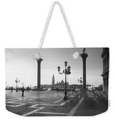 Saint Mark Square, Venice, Italy Weekender Tote Bag