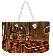 Saint Marks Episcopal Cathedral Weekender Tote Bag