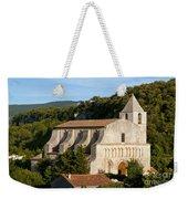Saint Mary Of Saignon Weekender Tote Bag