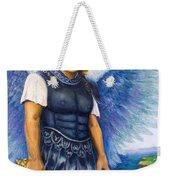Saint Michael The Archangel Weekender Tote Bag