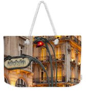 Saint Michel Weekender Tote Bag