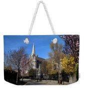 Saint Patricks Cathedral Founded Weekender Tote Bag