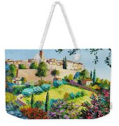 Saint Paul De Vence Weekender Tote Bag