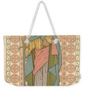 Saint Paul Weekender Tote Bag