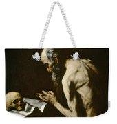 Saint Paul The Hermit Weekender Tote Bag