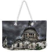 Saint Pauls Cathedral Weekender Tote Bag