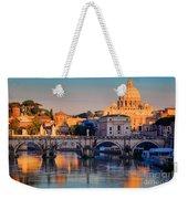 Saint Peters Basilica Weekender Tote Bag