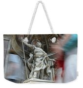 Saint Peters Traffic Weekender Tote Bag