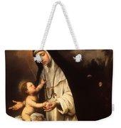 Saint Rose Of Lima Weekender Tote Bag