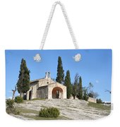 Saint Sixte An Old Chapel Weekender Tote Bag