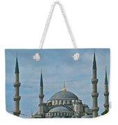 Saint Sophia's In Istanbul-turkey Weekender Tote Bag