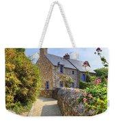 Saint-suliac - Brittany Weekender Tote Bag