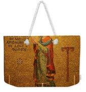 Saint Susanna Altar Weekender Tote Bag