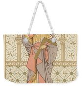Saint Thomas Weekender Tote Bag