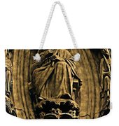 Saints And Demons Weekender Tote Bag