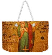 Saints Perpetua And Felicitas Altar Weekender Tote Bag