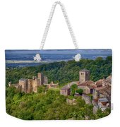 Saissac France Color Img 7740 Weekender Tote Bag