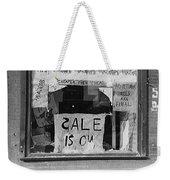 Sale Is On Weekender Tote Bag