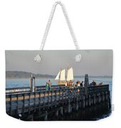 Salem Willows Sailboat Weekender Tote Bag