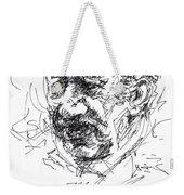 Sali Shijaku Artist Weekender Tote Bag