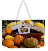 San Joaquin Valley Squash Display Weekender Tote Bag