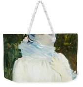 Sally Fairchild Weekender Tote Bag by John Singer Sargent