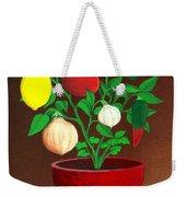 Salsa Plant Weekender Tote Bag