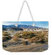 Salt Creek Death Valley National Park Weekender Tote Bag