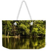 Salt Creek In August Weekender Tote Bag