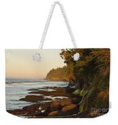 Salt Creek Shore Line Weekender Tote Bag