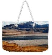 Salt Lake City Antelope Island Weekender Tote Bag