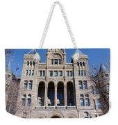 Salt Lake City - City Hall - 2 Weekender Tote Bag