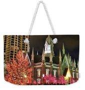 Salt Lake Temple - 3 Weekender Tote Bag