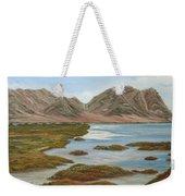 Salt Marsh Weekender Tote Bag